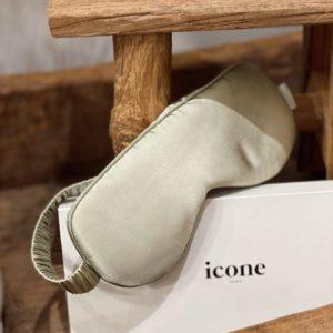 Masque en soie Icone lingerie - Jade & Lisa