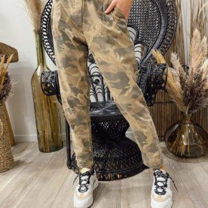 Pantalon militaire - Jade & Lisa