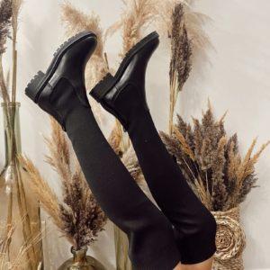 Cuissardes chaussettes Vanessa Wu de la boutique rouennaise JADE&LISA