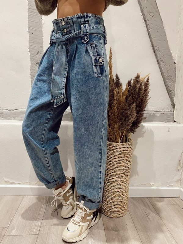 Jeans baggy jade et lisa