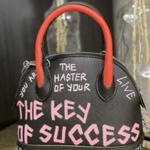 Sac «the key of success» Jade et lisa