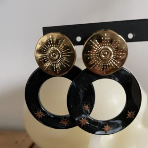 Boucles d'oreilles Ops - Jade & Lisa