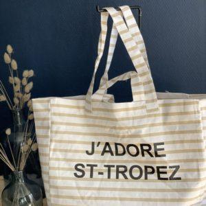 Sac en toile St Tropez - Jade & Lisa