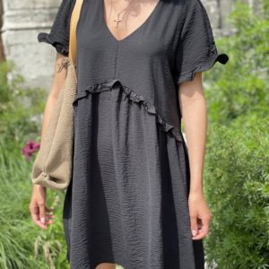 Robe «la petite robe noire» Jade et lisa