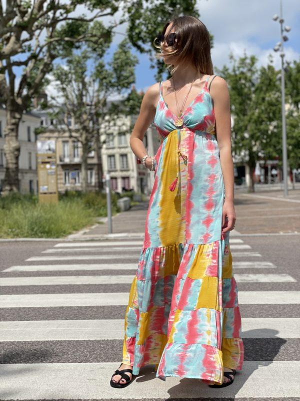 Robe Pya Tie&dye - Jade & Lisa
