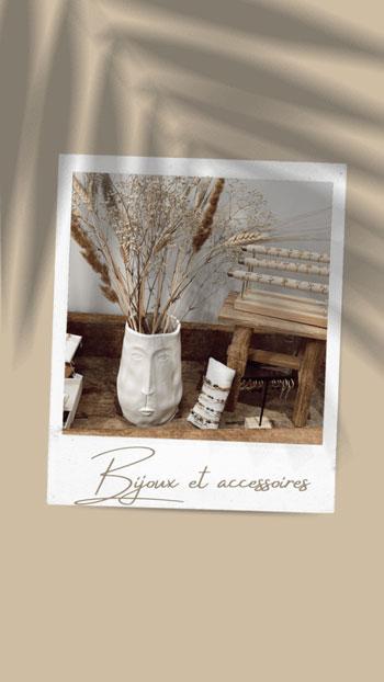 Catégorie Bijoux & Accessoires - Jade & Lisa