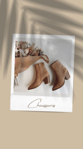 Catégorie Chaussures - Jade & Lisa
